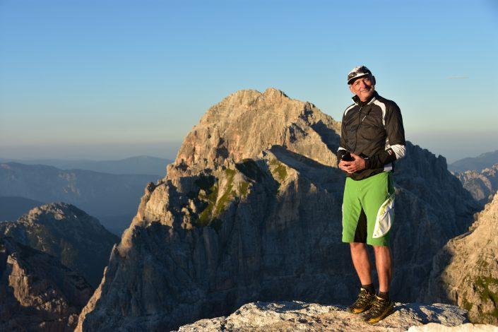 Foronon del Buinz (2531m) Bivacco Luca Vuerich