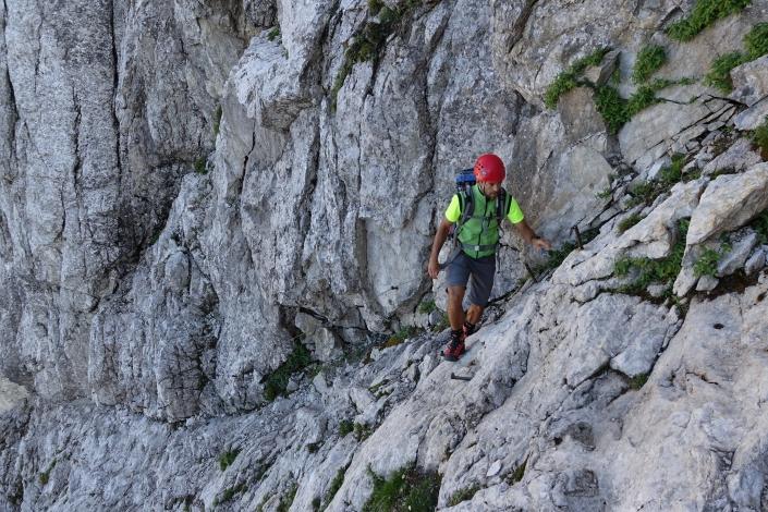 Klettersteig Eitweg : Klettern heli kraft klettersteig in göstling an der ybbs