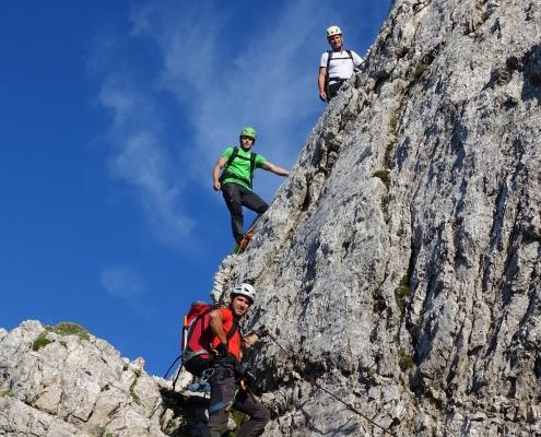 Klettersteig Julische Alpen : Julische alpen slowenien italien wandern trekking bergsteigen